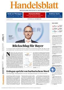Handelsblatt - 24. Oktober 2018