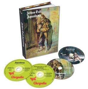 Jethro Tull - Aqualung (1971) {2016 2CD+2DVD Set 40th Anniversary Adapted Edition Chrysalis Records}