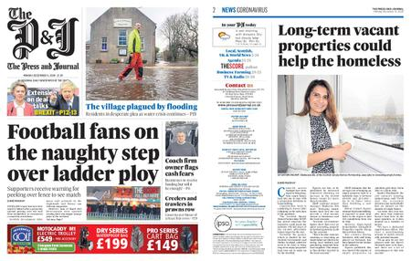The Press and Journal Moray – December 14, 2020
