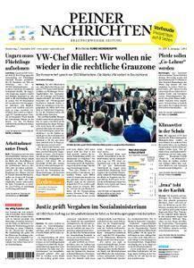 Peiner Nachrichten - 07. September 2017