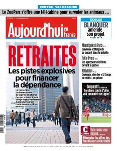 Aujourd'hui en France du Jeudi 28 Mars 2019