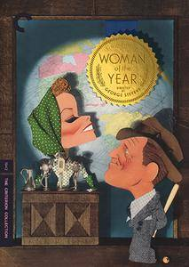 Woman of the Year (1942) [Criterion Collection]