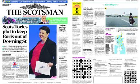 The Scotsman – October 02, 2018