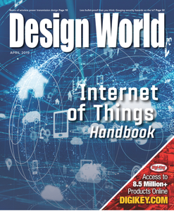 Design World - Internet of Things Handbook April 2019