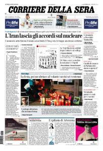 Corriere della Sera – 06 gennaio 2020