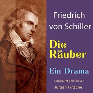 «Die Räuber» by Friedrich Schiller