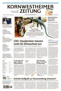 Kornwestheimer Zeitung - 26. September 2019