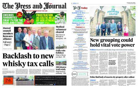 The Press and Journal Moray – August 09, 2018