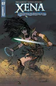 Xena-Warrior Princess 007 2018 2 covers Digital DR & Quinch