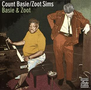 Count Basie & Zoot Sims - Basie & Zoot (1975) {Pablo OJCCD-822-2 rel 1994}