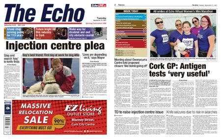 Evening Echo – September 21, 2021