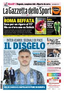 La Gazzetta dello Sport – 07 marzo 2019