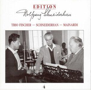 Trio Fischer - Schneiderhan - Mainardi play Brahms