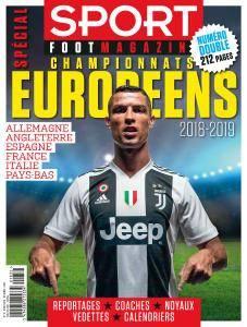 Sport Foot Magazine - 8 Août 2018