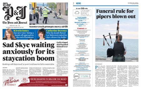 The Press and Journal Moray – May 14, 2021