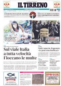 Il Tirreno Livorno - 10 Giugno 2020