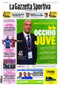 La Gazzetta dello Sport Roma – 11 ottobre 2020