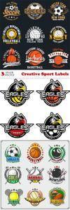 Vectors - Creative Sport Labels