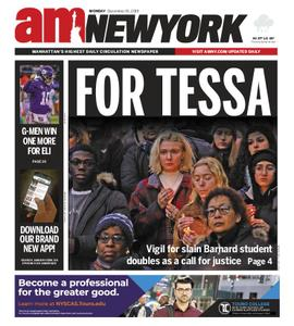 AM New York - December 16, 2019