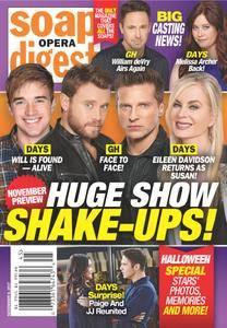 Soap Opera Digest - October 27, 2017