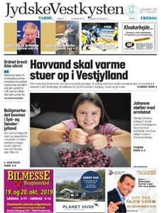 JydskeVestkysten Varde – 18. oktober 2019