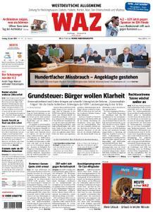 WAZ Westdeutsche Allgemeine Zeitung Vest-Recklinghausen - 28. Juni 2019