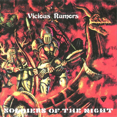 Vicious Rumors - Soldiers Of The Night (1986)
