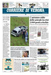 Corriere di Verona – 08 settembre 2019