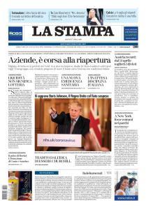 La Stampa Imperia e Sanremo - 7 Aprile 2020