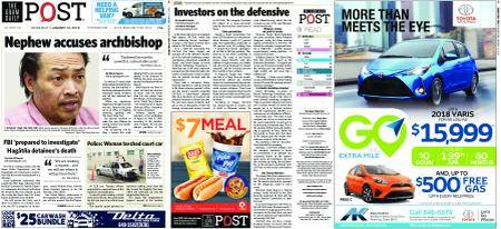The Guam Daily Post – January 10, 2018