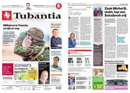 Tubantia - Enschede – 31 maart 2018