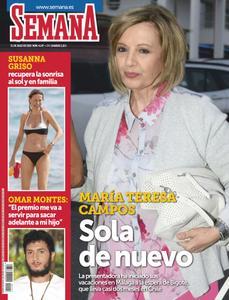 Semana España - 31 julio 2019