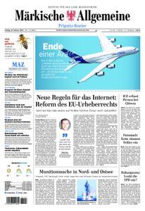 Märkische Allgemeine Prignitz Kurier - 15. Februar 2019
