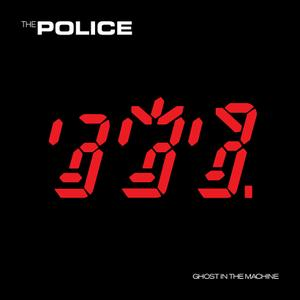The Police - Ghost In The Machine (1981) [LP,DSD128]