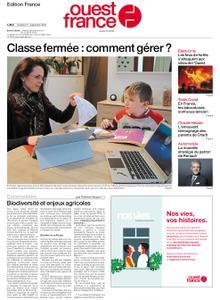 Ouest-France Édition France – 11 septembre 2020