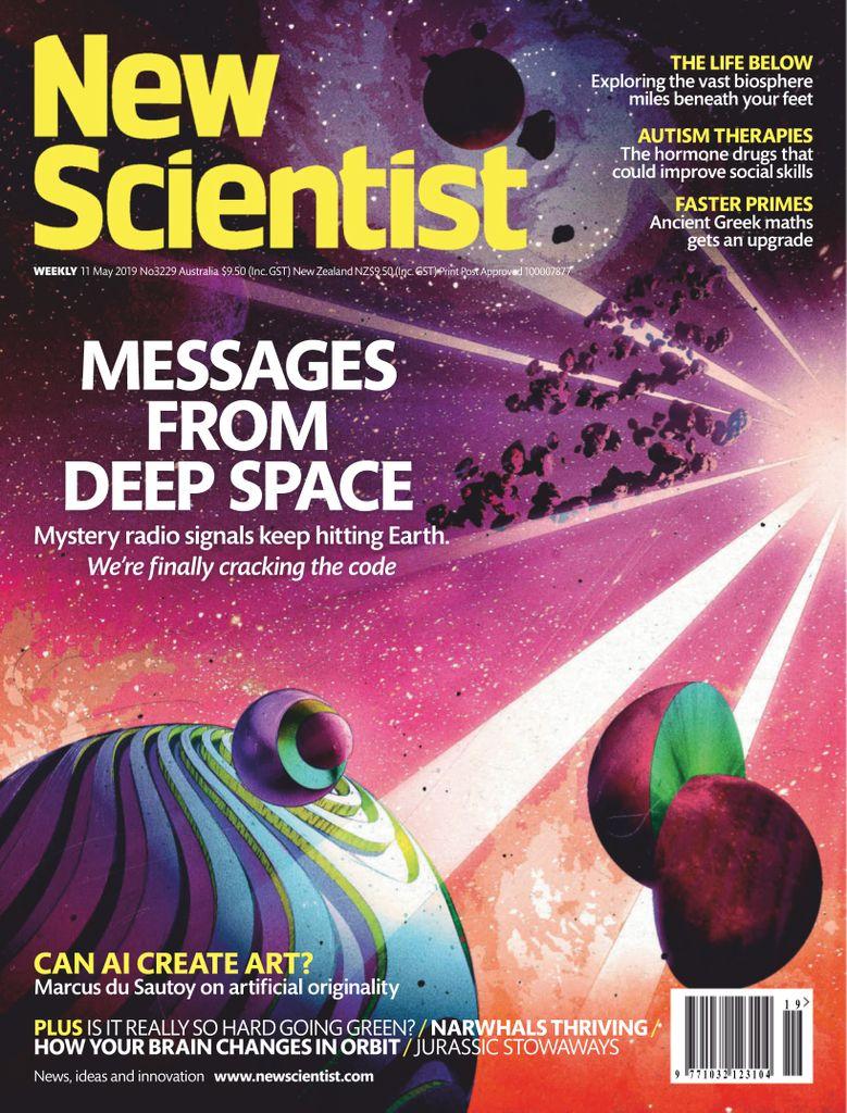 New Scientist Australian Edition – 11 May 2019