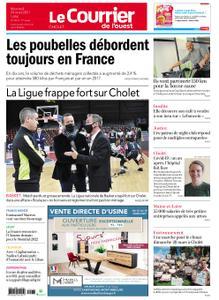 Le Courrier de l'Ouest Cholet – 24 mars 2021
