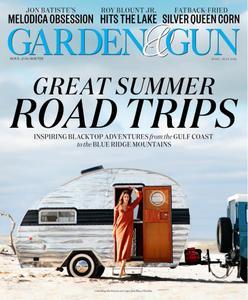 Garden & Gun – June 2021