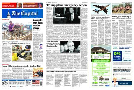 The Capital – February 15, 2019