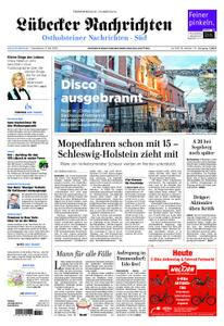 Lübecker Nachrichten Ostholstein Süd - 11. Mai 2019