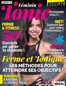 Féminin Tonic N°3 - Août-Octobre 2021