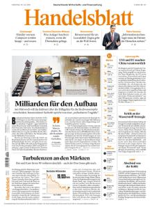 Handelsblatt - 20 Juli 2021