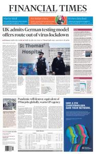 Financial Times UK - April 8, 2020