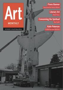 Art Monthly - Jul-Aug 2010   No 338