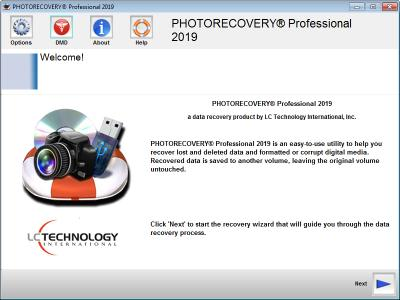 PHOTORECOVERY Professional 2019 v5.1.9.7 Multilingual
