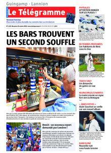 Le Télégramme Guingamp – 20 octobre 2019