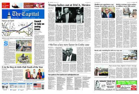 The Capital – April 02, 2018