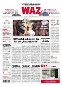 WAZ Westdeutsche Allgemeine Zeitung Oberhausen-Sterkrade - 29. Januar 2018