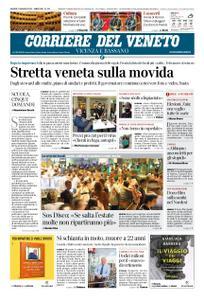 Corriere del Veneto Vicenza e Bassano – 21 maggio 2020
