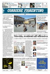 Corriere Fiorentino La Toscana – 14 luglio 2020